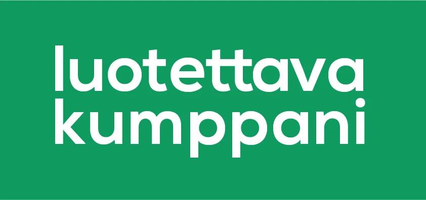 Luotettava kumpanni logo
