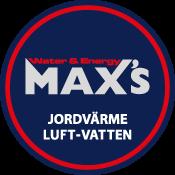 Max's kaivonporaus logo